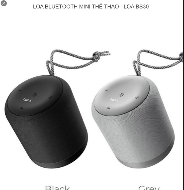loa Bluetooth Thể Thao năng động